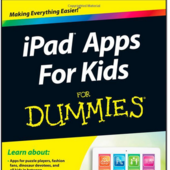 The Social Express Selected for new iPad Apps for Kids for Dummies book