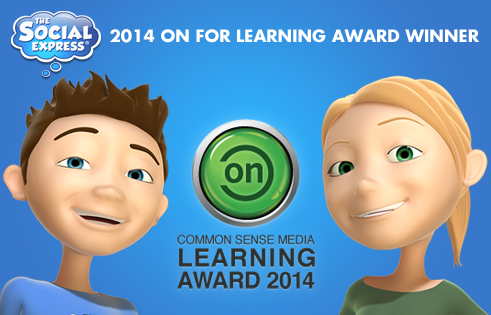 The Social Express wins 2014 ON Learning Award for Digital Learning